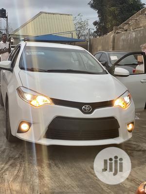 Toyota Corolla 2015 White | Cars for sale in Oyo State, Ibadan
