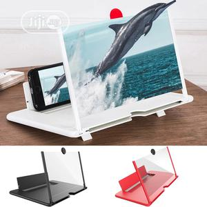 Mobile Phone Video Amplifier Enlarged Screen Magnifier | Accessories for Mobile Phones & Tablets for sale in Rivers State, Port-Harcourt