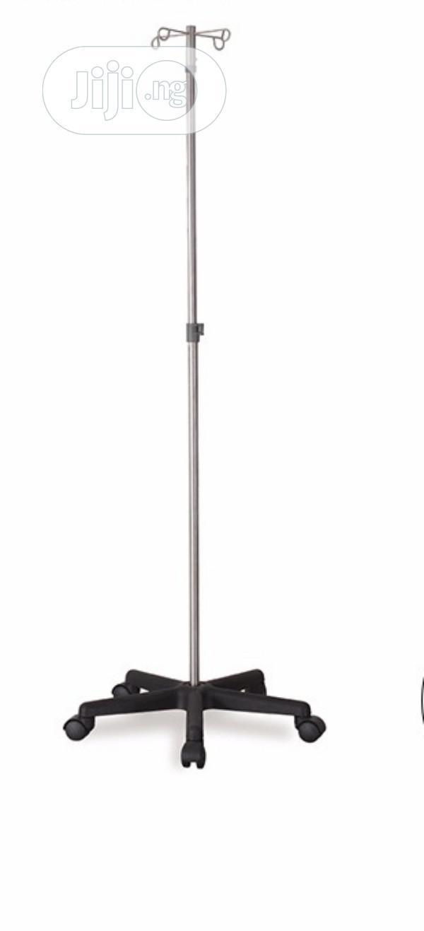 Hospital Infusion Stand Type I.V Pole Stand