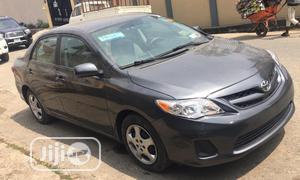 Toyota Corolla 2011 Gray | Cars for sale in Lagos State, Kosofe