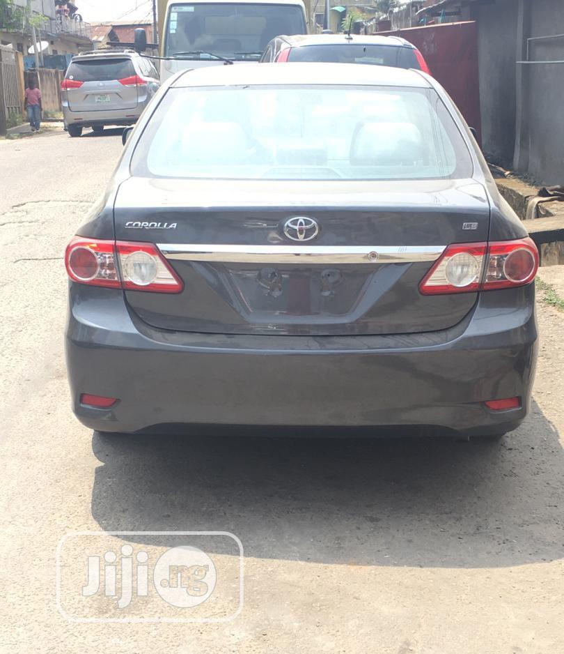 Toyota Corolla 2011 Gray | Cars for sale in Kosofe, Lagos State, Nigeria