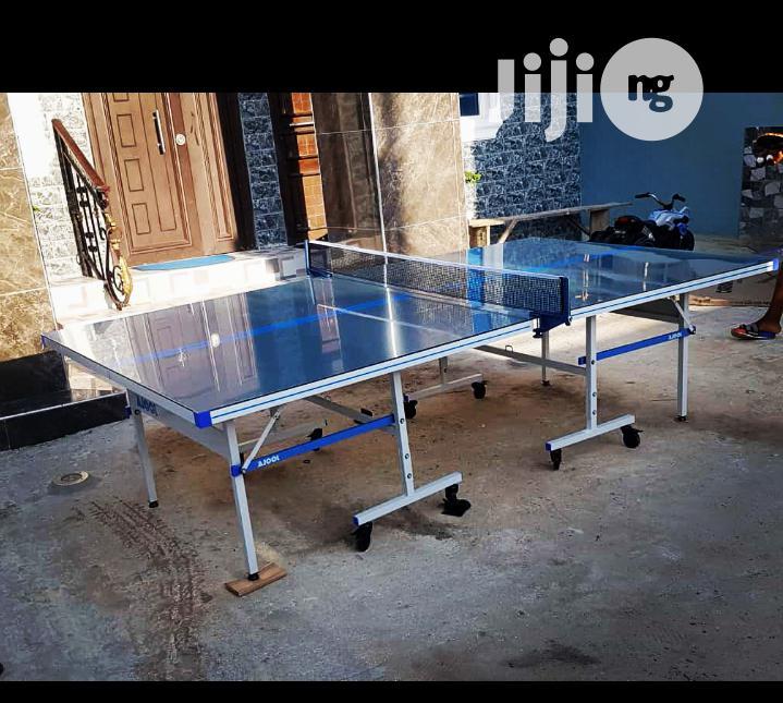Standard Joola Outdoor Table Tennis Board