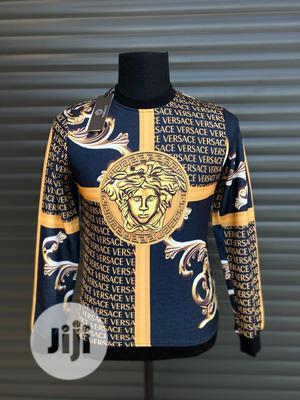 Versace Long Sleeve Turkey Tops   Clothing for sale in Lagos State, Lagos Island (Eko)