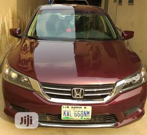 Honda Accord 2013 Red | Cars for sale in Lagos State, Isolo
