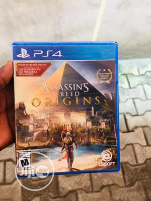 Ps4 Assassin's Creed Origin | Video Games for sale in Lagos State, Ikeja