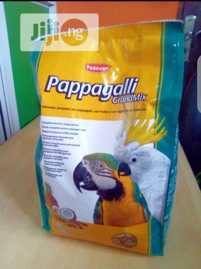 2kg Pappagalli Parrot Feed