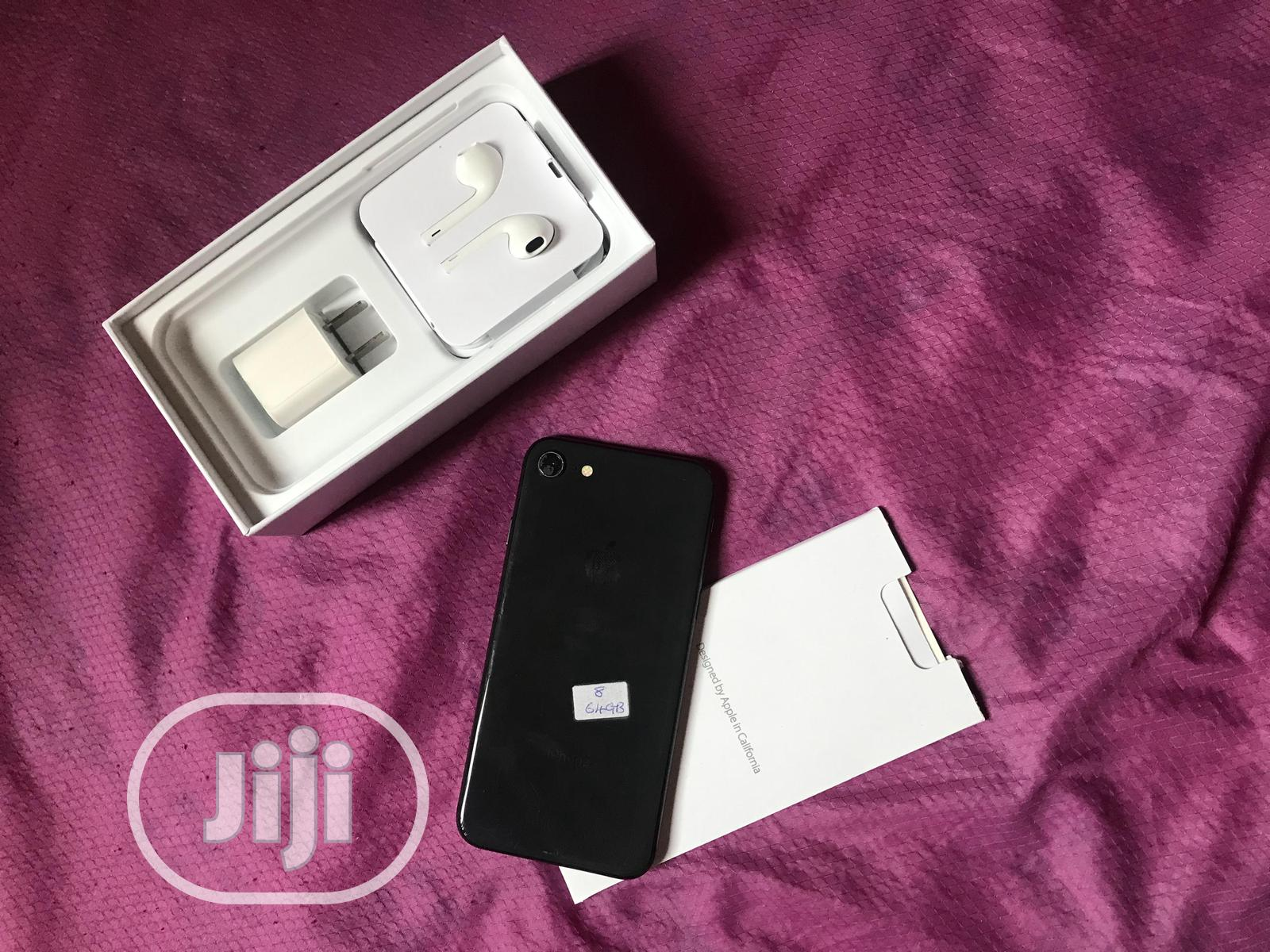 Apple iPhone 8 64 GB Black | Mobile Phones for sale in Fagge, Kano State, Nigeria