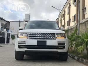 Land Rover Range Rover Vogue 2015 White   Cars for sale in Lagos State, Lekki