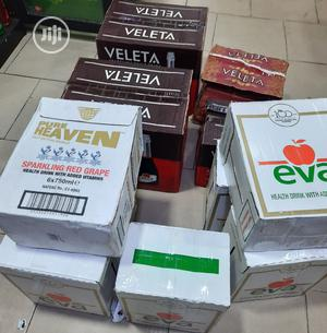 Veleta Chamdor Eva Pure Heaven Angel J&W Non-alcoholic Wine | Meals & Drinks for sale in Lagos State, Surulere