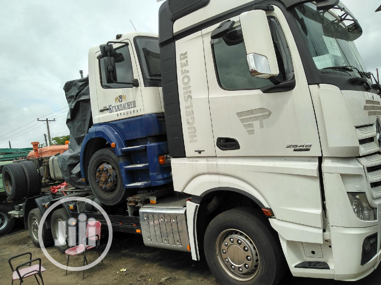Mercedes-benz Actros 2019 | Trucks & Trailers for sale in Amuwo-Odofin, Lagos State, Nigeria