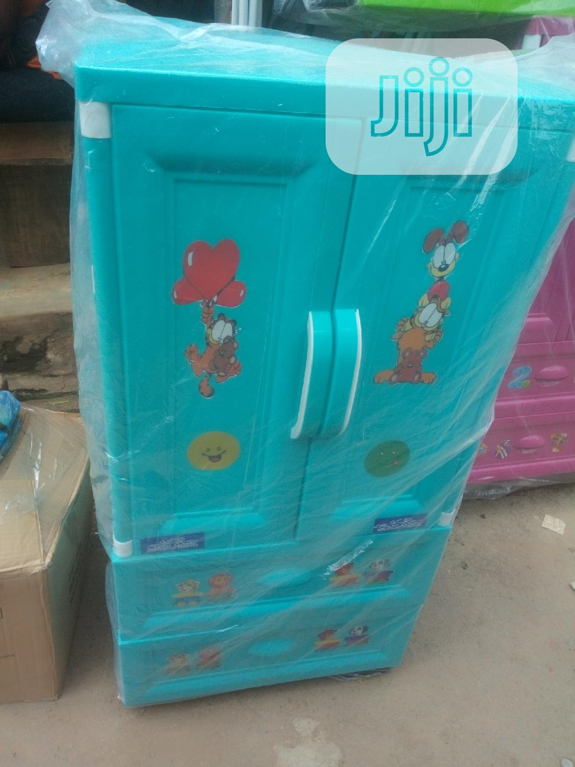 Archive: Lovely Baby Cabinet Available In Green,Pink And Blue