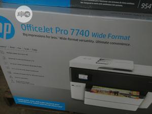 Hp Officejet Pro 7740 Wide Format | Printers & Scanners for sale in Lagos State, Ikeja