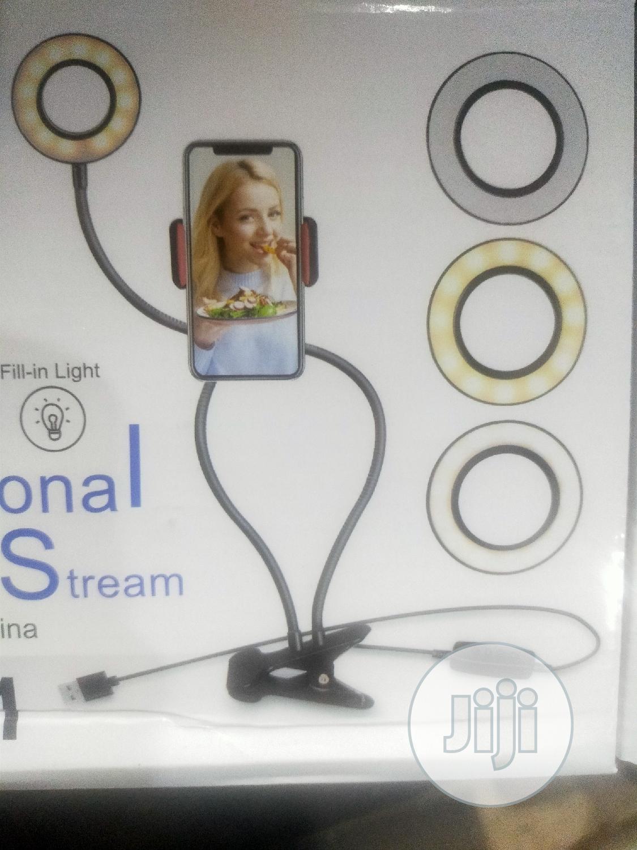 Beauty Selfie Phone Ring Light