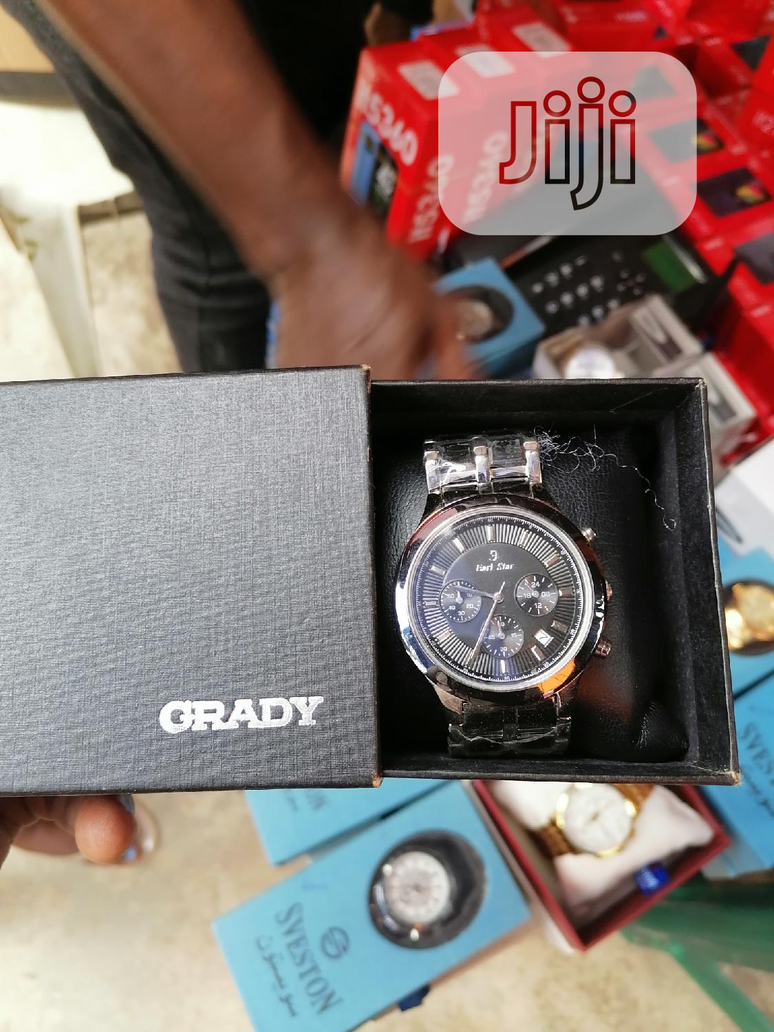 Original Grady Wrist Watch