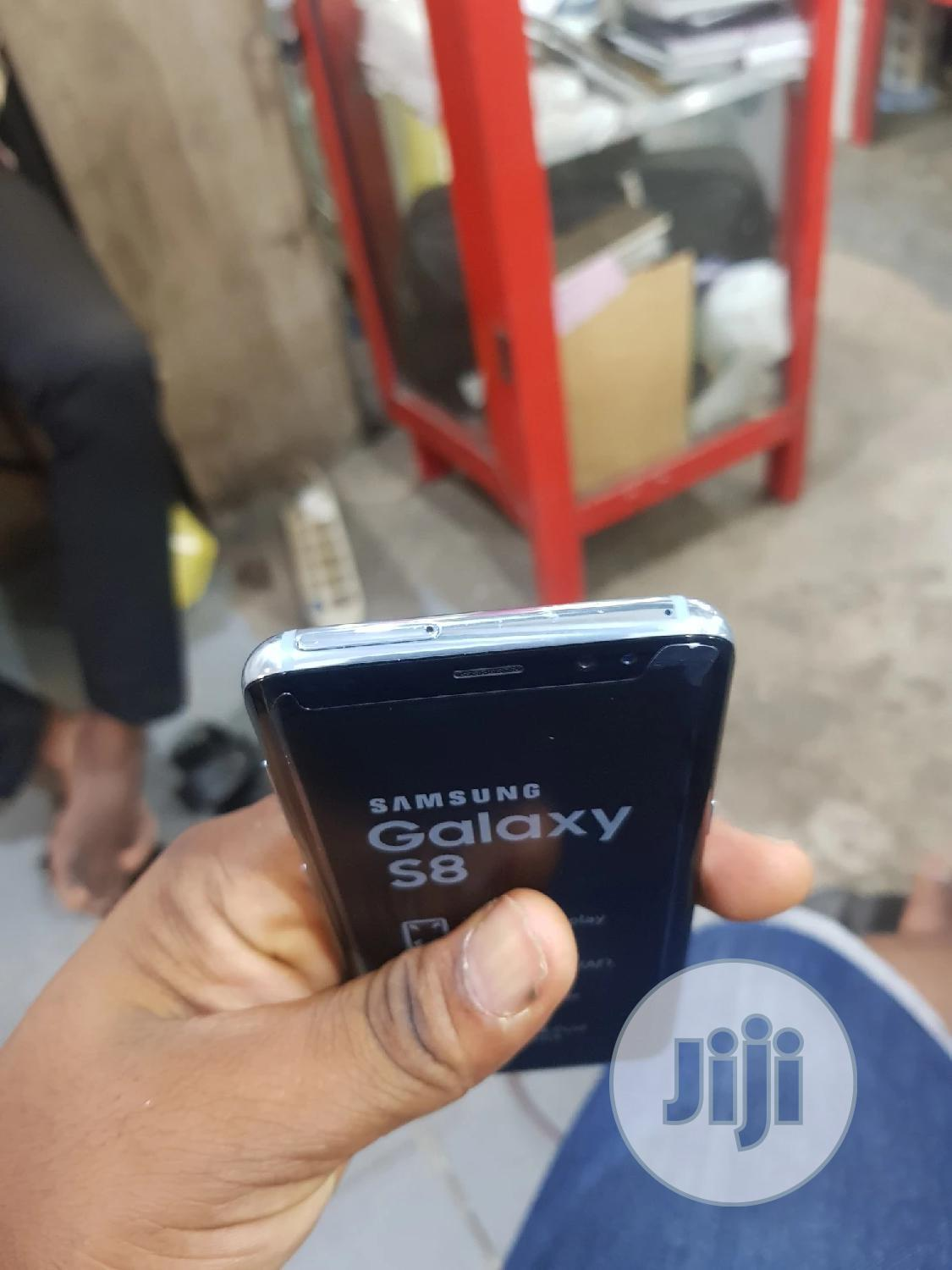 Samsung Galaxy S8 64 GB Blue | Mobile Phones for sale in Ikeja, Lagos State, Nigeria