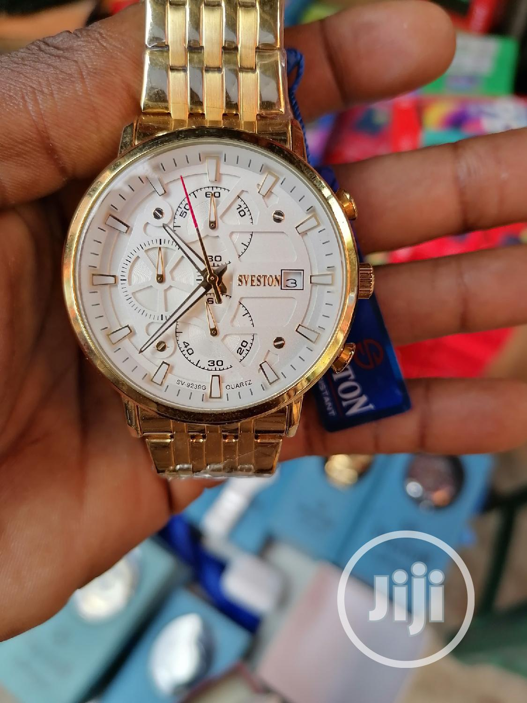 Original Sveston Wrist Watch | Watches for sale in Ikeja, Lagos State, Nigeria