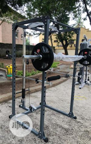 Power Squat Rack | Sports Equipment for sale in Lagos State, Surulere