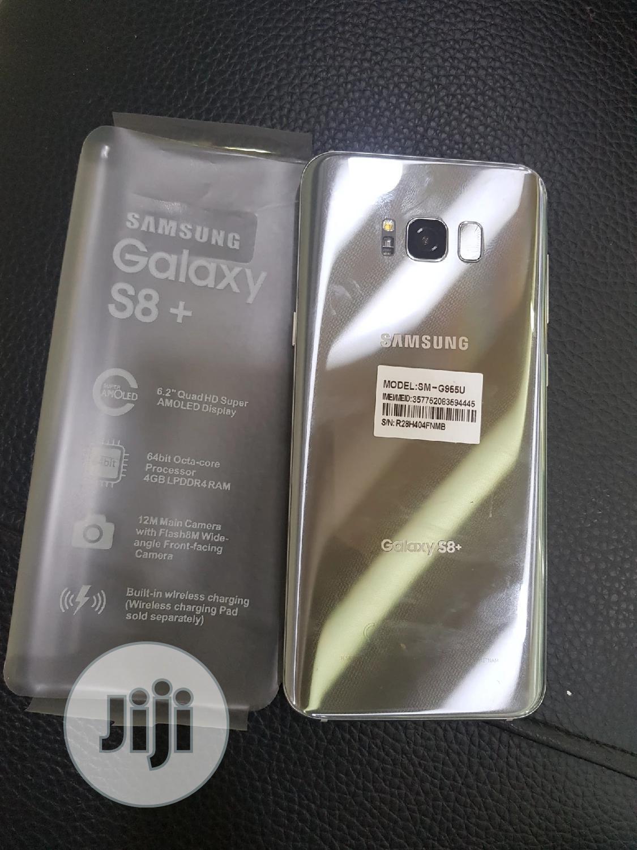 Samsung Galaxy S8 Plus 64 GB Gray | Mobile Phones for sale in Lekki, Lagos State, Nigeria
