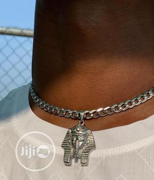 Silver Choker With Pendant   Jewelry for sale in Lagos State, Lagos Island (Eko)