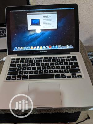 Laptop Apple MacBook Pro 4GB Intel Core I5 HDD 500GB | Laptops & Computers for sale in Oyo State, Ibadan