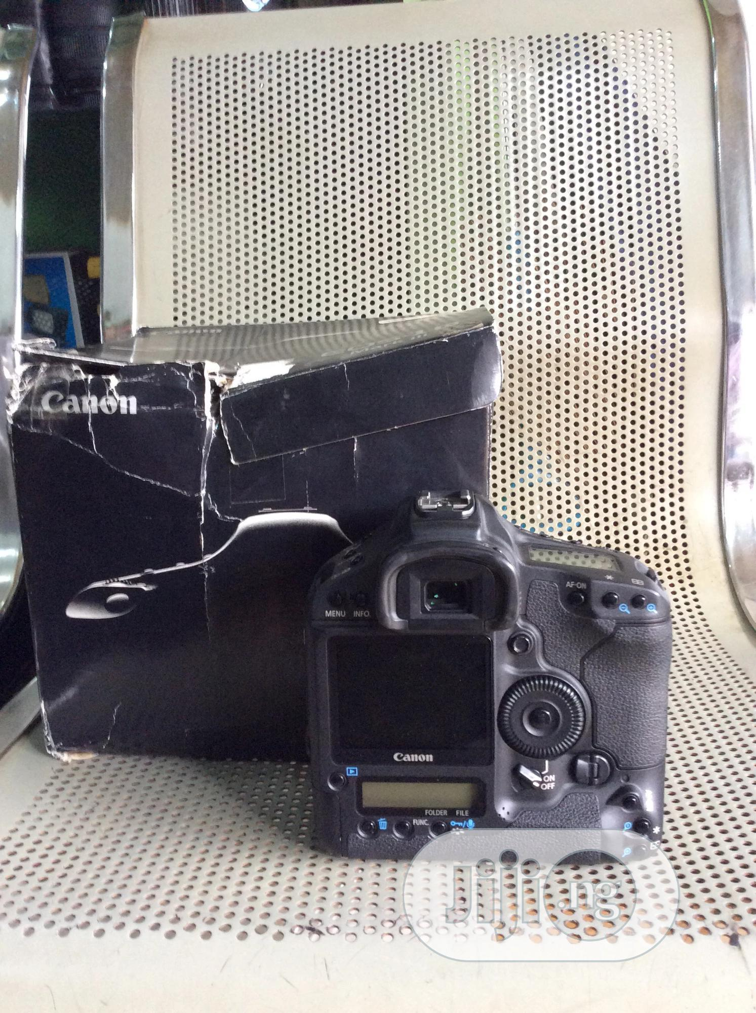 Canon EOS-1 D Mark3 Body Only | Photo & Video Cameras for sale in Oshodi, Lagos State, Nigeria
