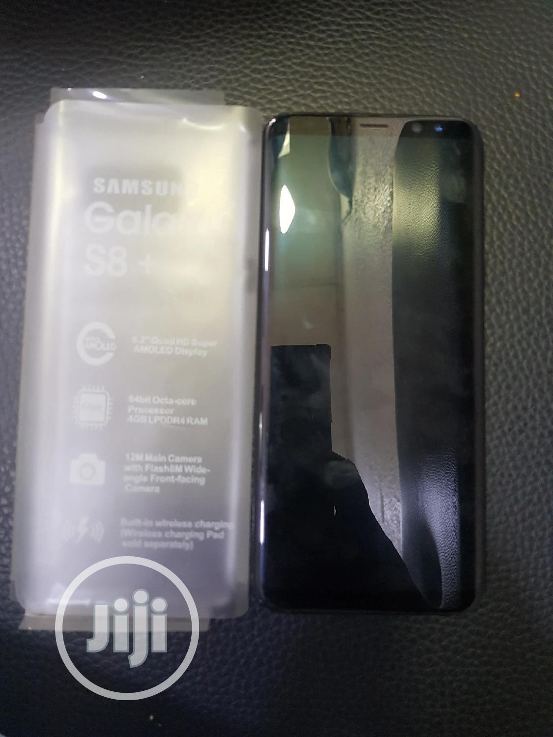 Samsung Galaxy S8 Plus 64 GB Black | Mobile Phones for sale in Lagos Island (Eko), Lagos State, Nigeria