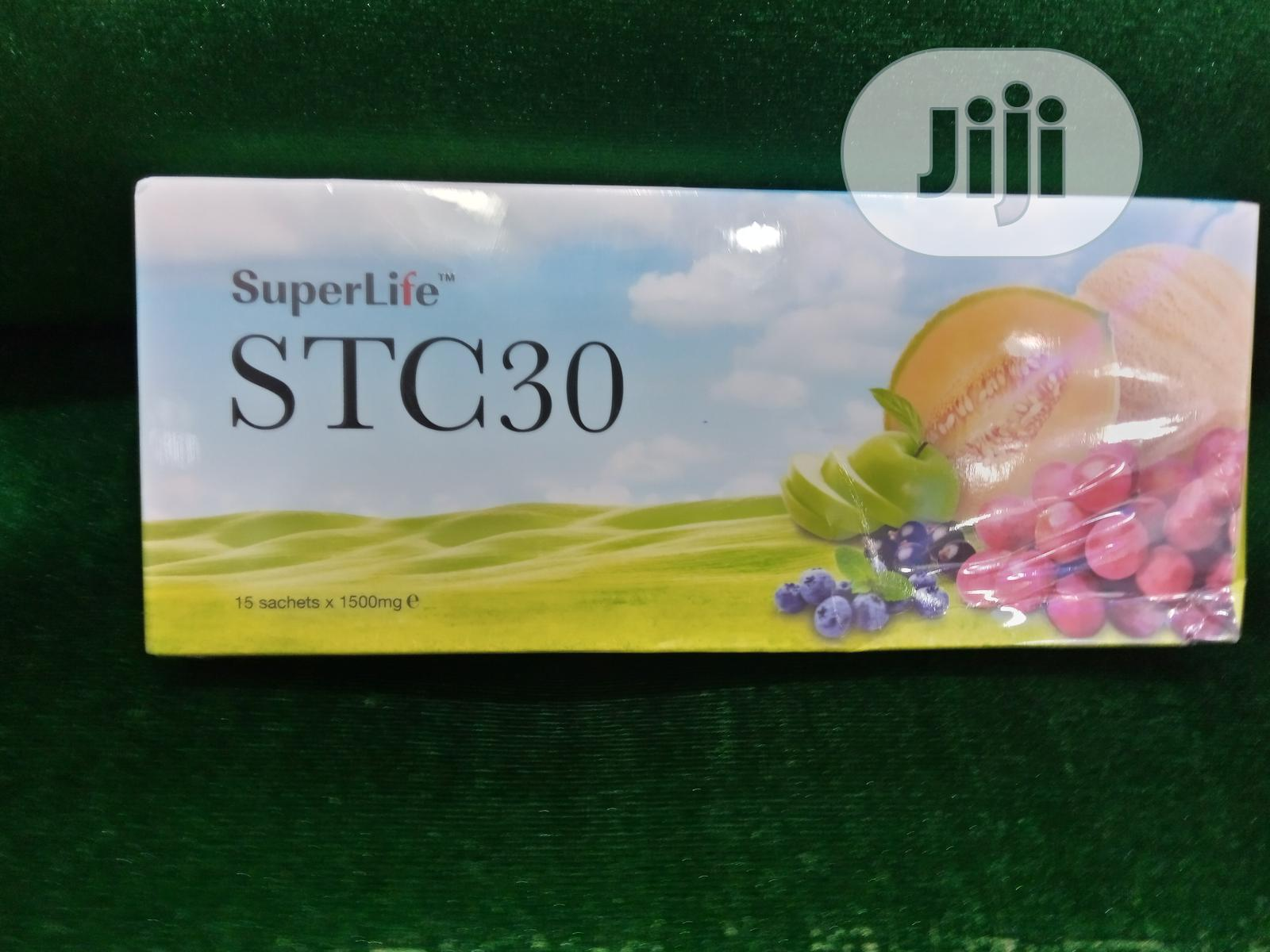 Stc 30 Superlife Stem Cell (Free Delivery Within Abuja)