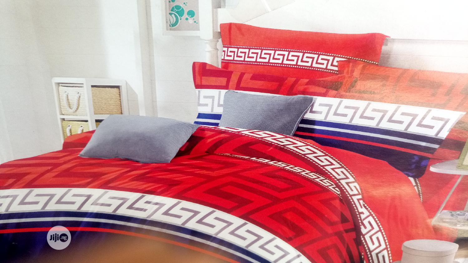 4*6 Quality Duvet and Bedsheets | Home Accessories for sale in Ajah, Lagos State, Nigeria
