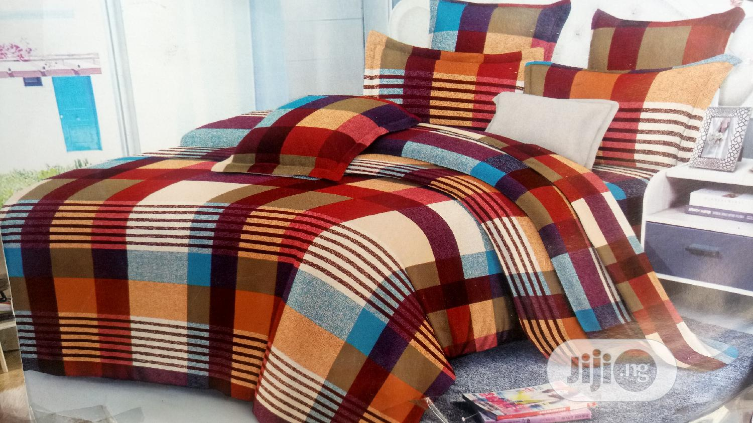 4*6 Quality Duvet and Bedsheets