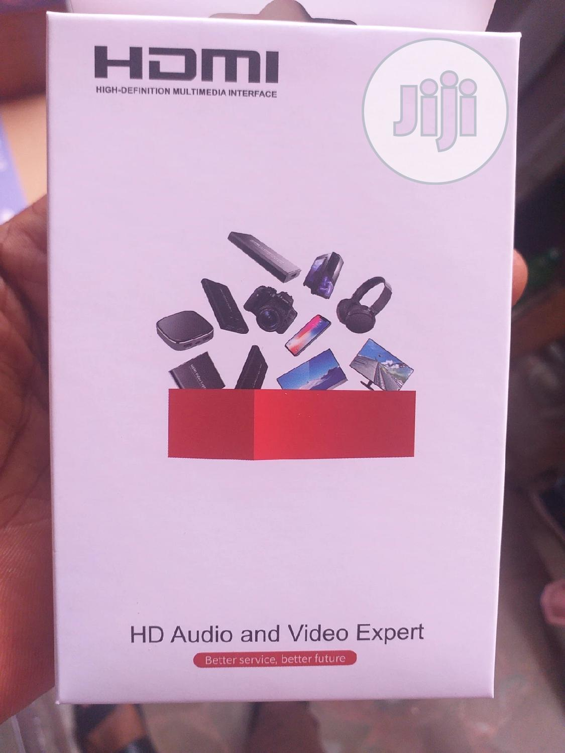 HDMI To USB Capture Card   Accessories & Supplies for Electronics for sale in Ikeja, Lagos State, Nigeria