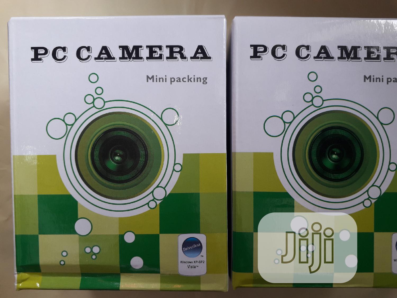 PC Camera (Webcam) | Computer Accessories  for sale in Ikeja, Lagos State, Nigeria