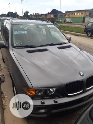 BMW X5 2005 3.0d Automatic Gray | Cars for sale in Lagos State, Amuwo-Odofin