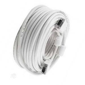 50M VGA Cable - Universal N28   Accessories & Supplies for Electronics for sale in Lagos State, Alimosho