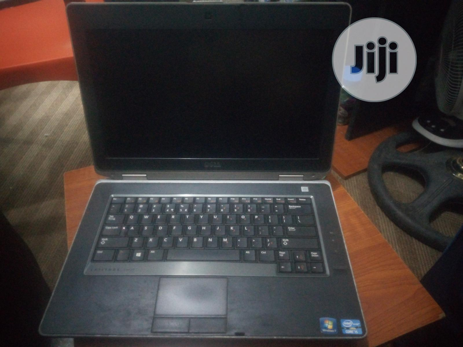 Laptop Dell Latitude E6430 8GB Intel Core I5 HDD 350GB | Laptops & Computers for sale in Ojodu, Lagos State, Nigeria