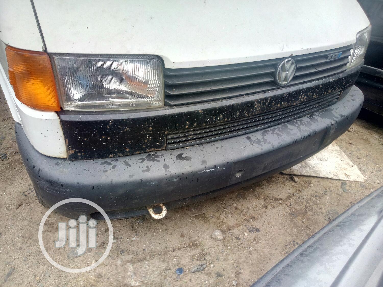 Volkswagen T4 Transporter 2002 White | Buses & Microbuses for sale in Apapa, Lagos State, Nigeria