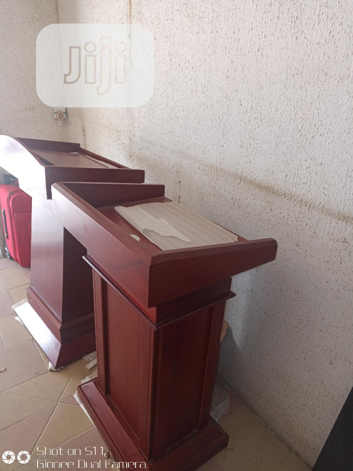 Imported Wooden Pulpits
