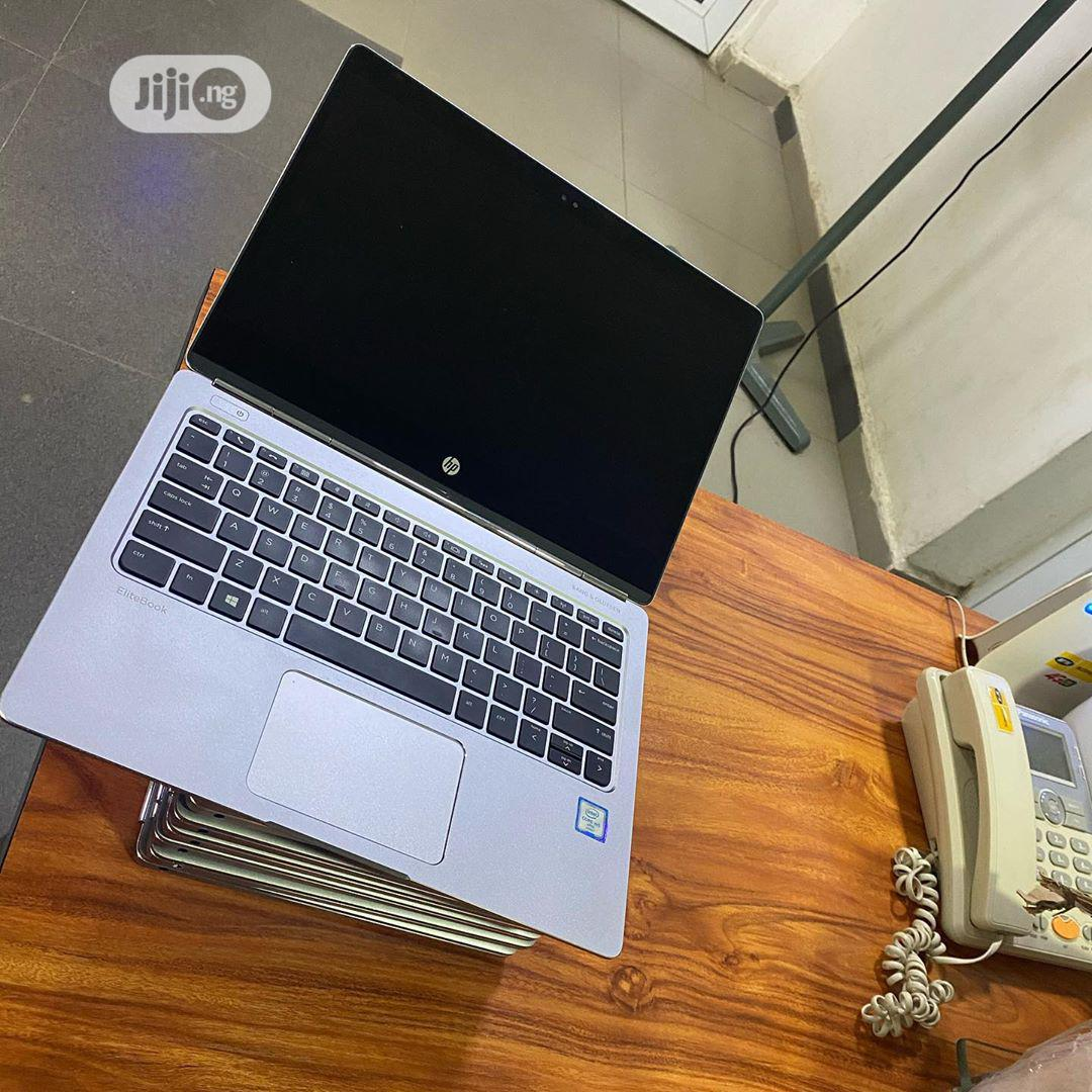 Archive: Laptop HP EliteBook Folio G1 8GB Intel Core M SSD 256GB