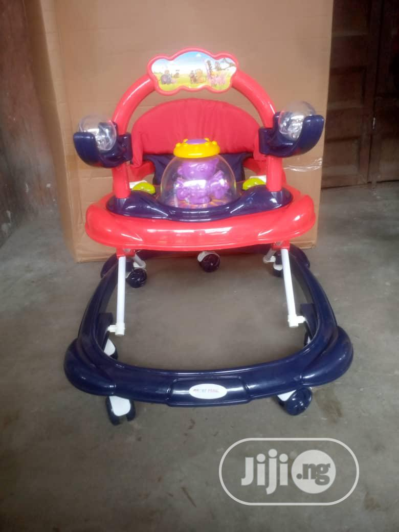 Quality Movable Baby Walker | Children's Gear & Safety for sale in Yaba, Lagos State, Nigeria