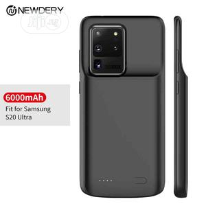 Power Bank+Case for S20 Ultra   Accessories for Mobile Phones & Tablets for sale in Lagos State, Ikeja