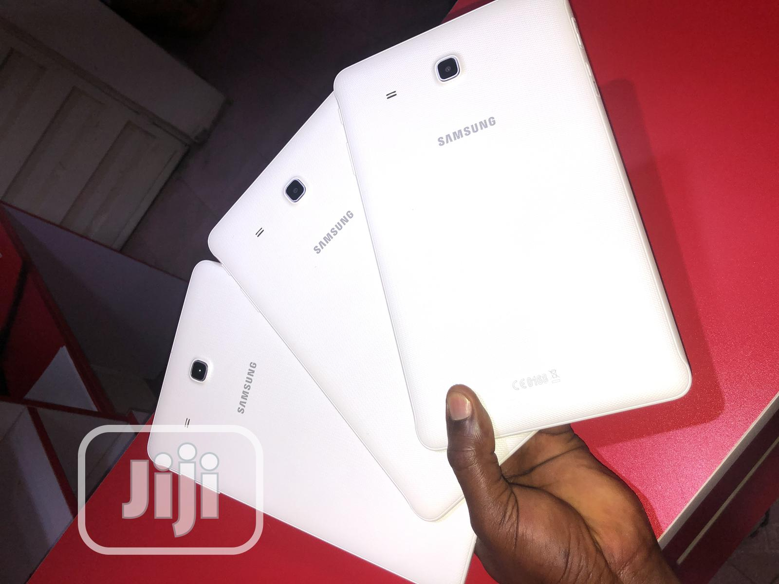 Samsung Galaxy Tab E 9.6 8 GB Black | Tablets for sale in Central Business Dis, Abuja (FCT) State, Nigeria