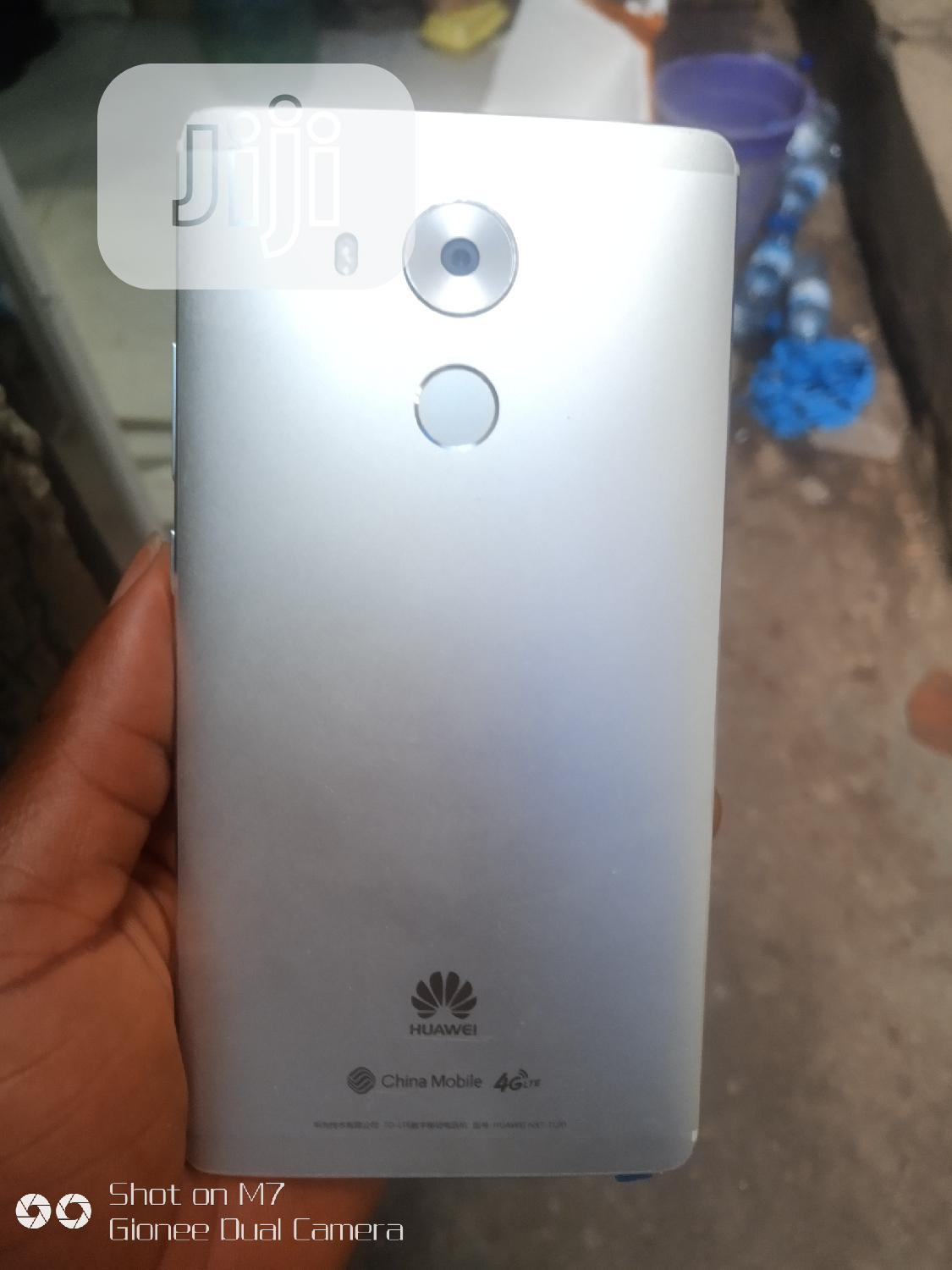 Archive: Huawei Mate 8 32 GB Gold