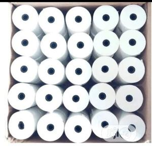 POS Paper Roll 80x80mm   Stationery for sale in Lagos State, Ikeja