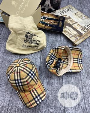 Burberry Facecap | Clothing Accessories for sale in Lagos State, Surulere