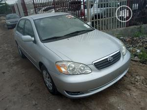Toyota Corolla 2006 Silver | Cars for sale in Lagos State, Amuwo-Odofin