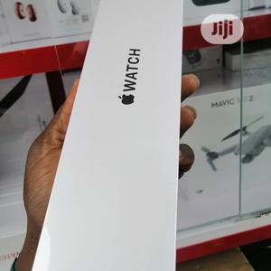 Apple Watch Series SE 44mm Space Gray   Smart Watches & Trackers for sale in Lagos State, Ikeja