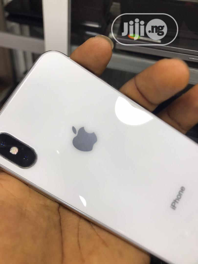Apple iPhone X 64 GB White | Mobile Phones for sale in Ikeja, Lagos State, Nigeria