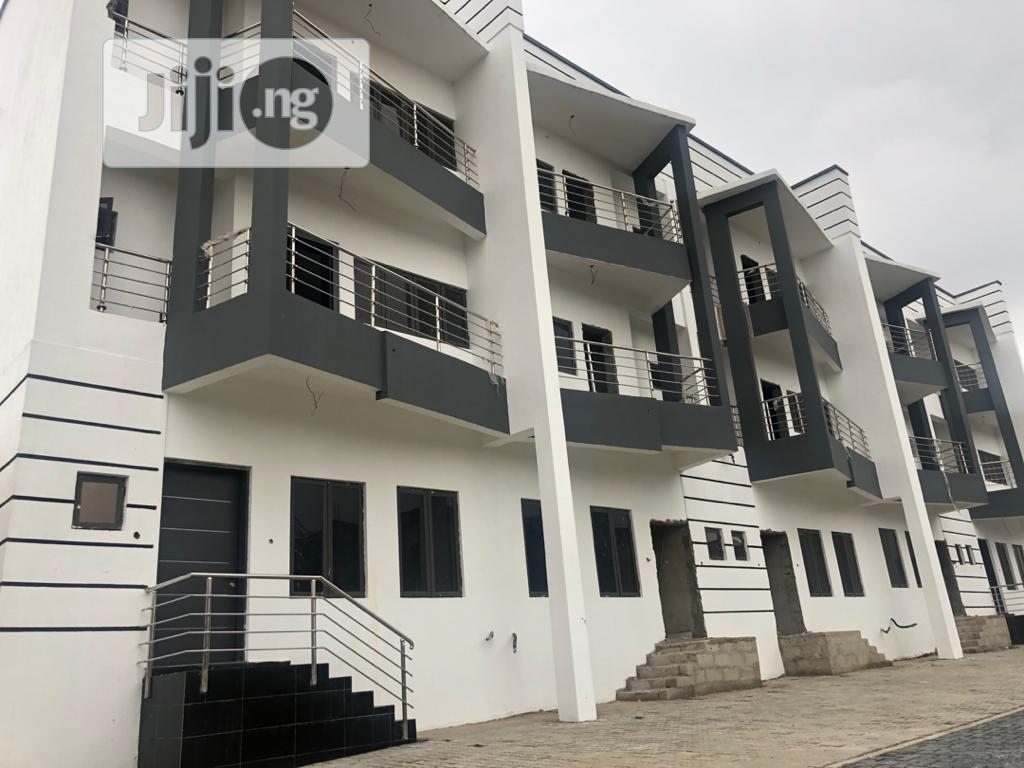 4 Bedroom Terrace Duplex At Life Camp 2 For Sale