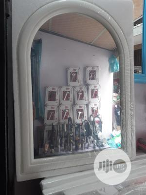 White Bathroom Mirror   Home Accessories for sale in Lagos State, Surulere