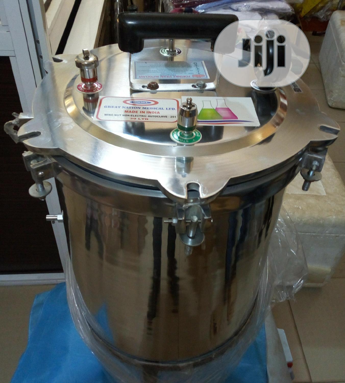 Kerosene Autoclave