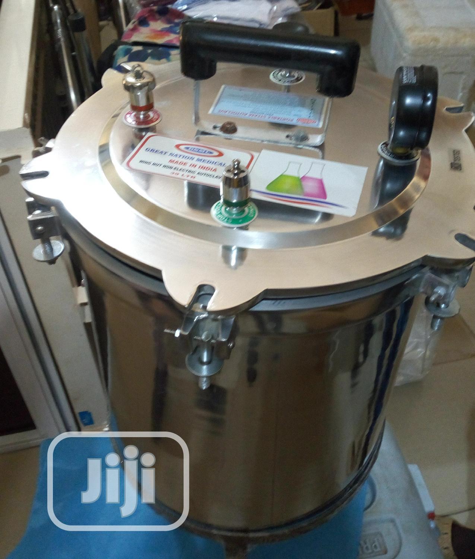 Kerosene Autoclave | Medical Supplies & Equipment for sale in Nyanya, Abuja (FCT) State, Nigeria